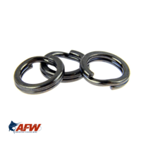 AFW Mighty Mini SS Split Rings