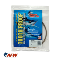 AFW Tooth Proof Single Strand Wire #19 | 360lb [30ft]