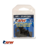 AFW Thin-Wall Double Sleeve #8 | 1.65mm [25pk]